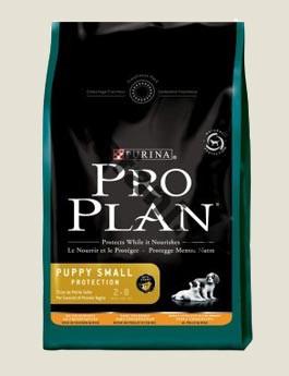 Granule pro štěňata malých plemen - Purina Proplan Dog Puppy Small (Mini Chick&Rice) 3 kg