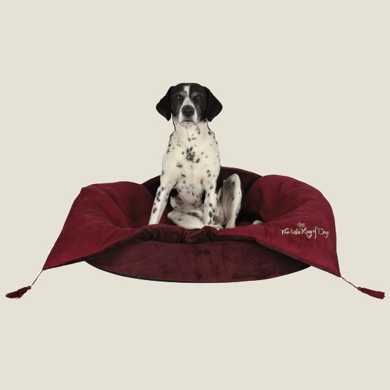 Pelíšek pro psy King of Dogs 85x65 cm